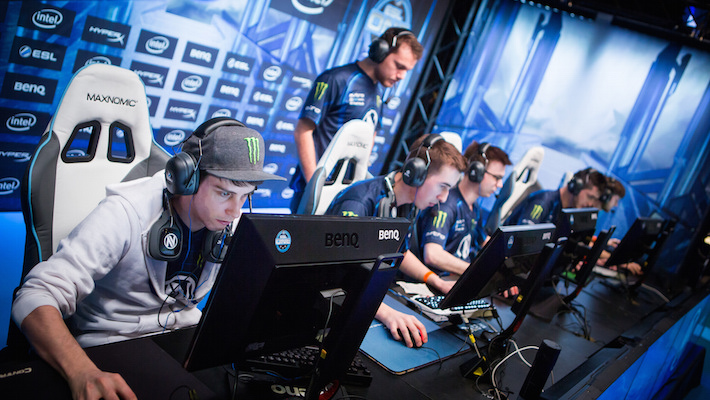 ESports is on the Rise and Going Strong